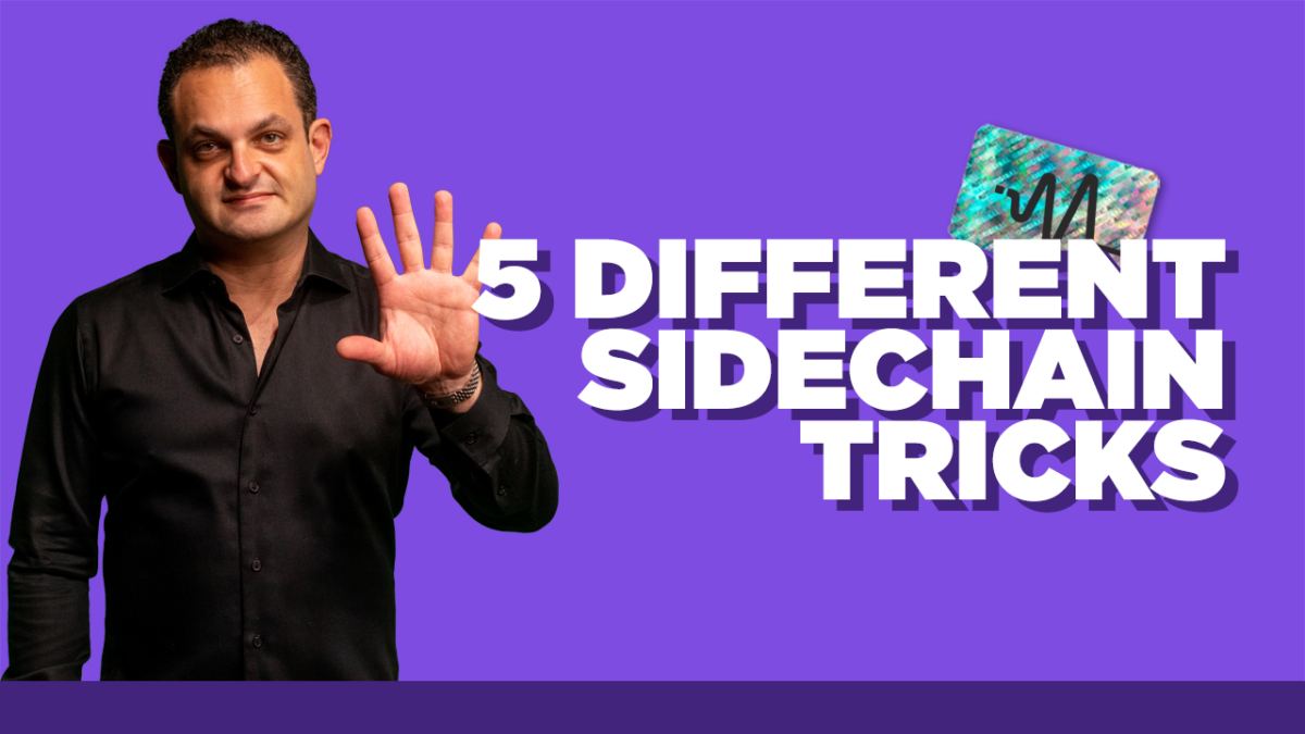 Sidechain Kick and Bass - 5 Different Sidechain Tricks