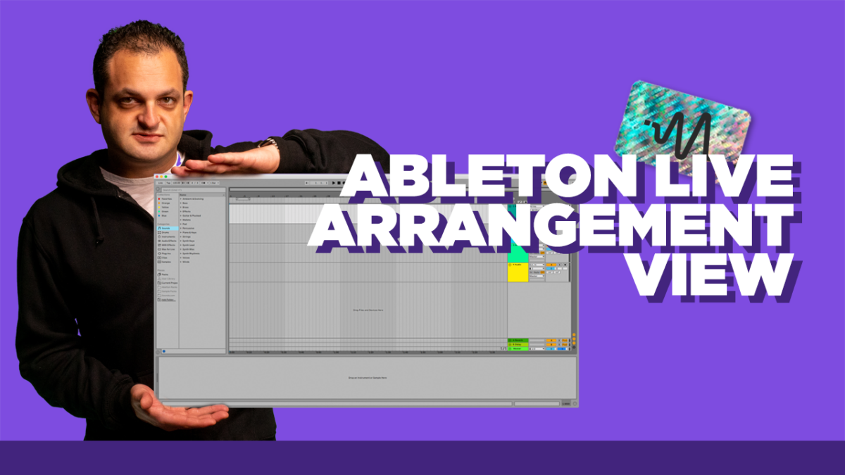 Ableton Live Arrangement View Tutorial - Ableton Live 11 Tutorial