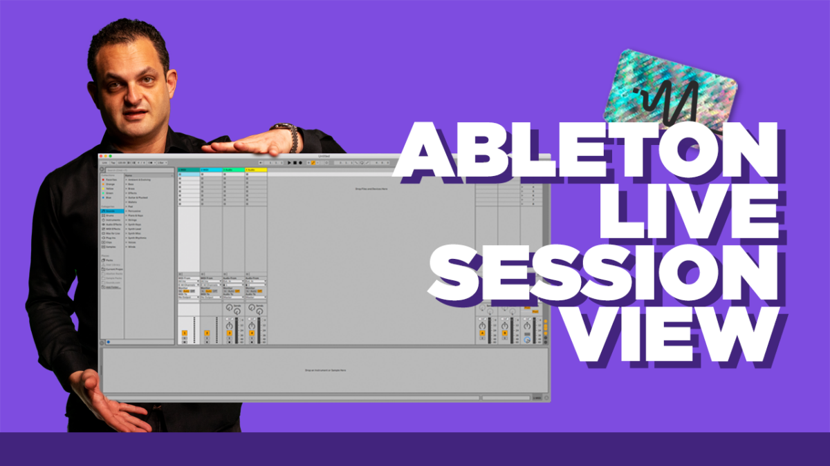 Ableton Live Session View Tutorial - Ableton Live 11 Tutorial