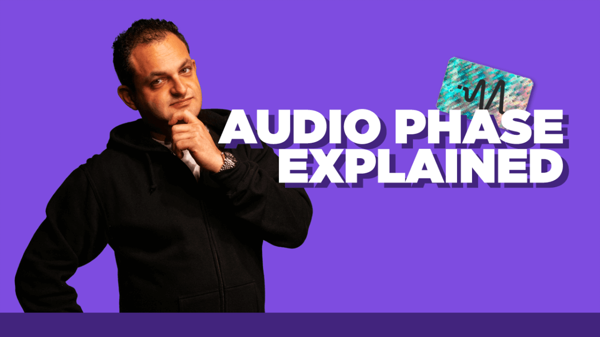 What Does Out of Phase Mean - Audio Phase Explained